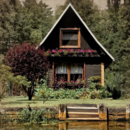 17 Best Images About Cabins, Cottages And Summer Homes On