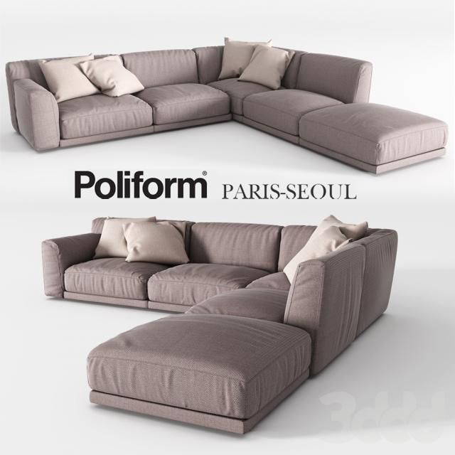 POLIFORM PARIS-SEOUL : 3D models : Pinterest : Seoul