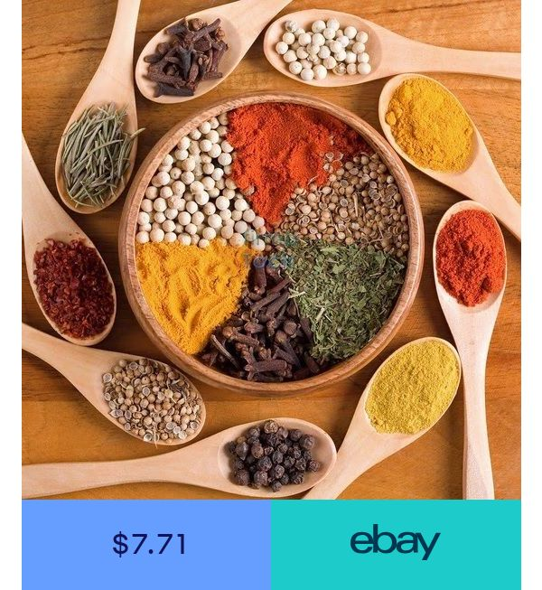 Herbs for weight loss Spices, Seasonings & Extracts Home & Garden #ebay