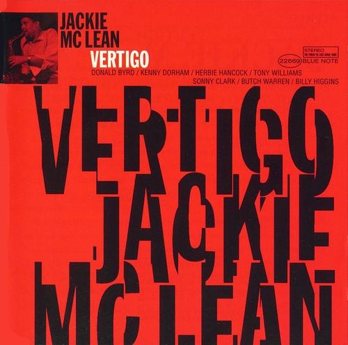 jackie mclean - vertigo - Blue Note (original Japan issue) - material unreleased in its own time