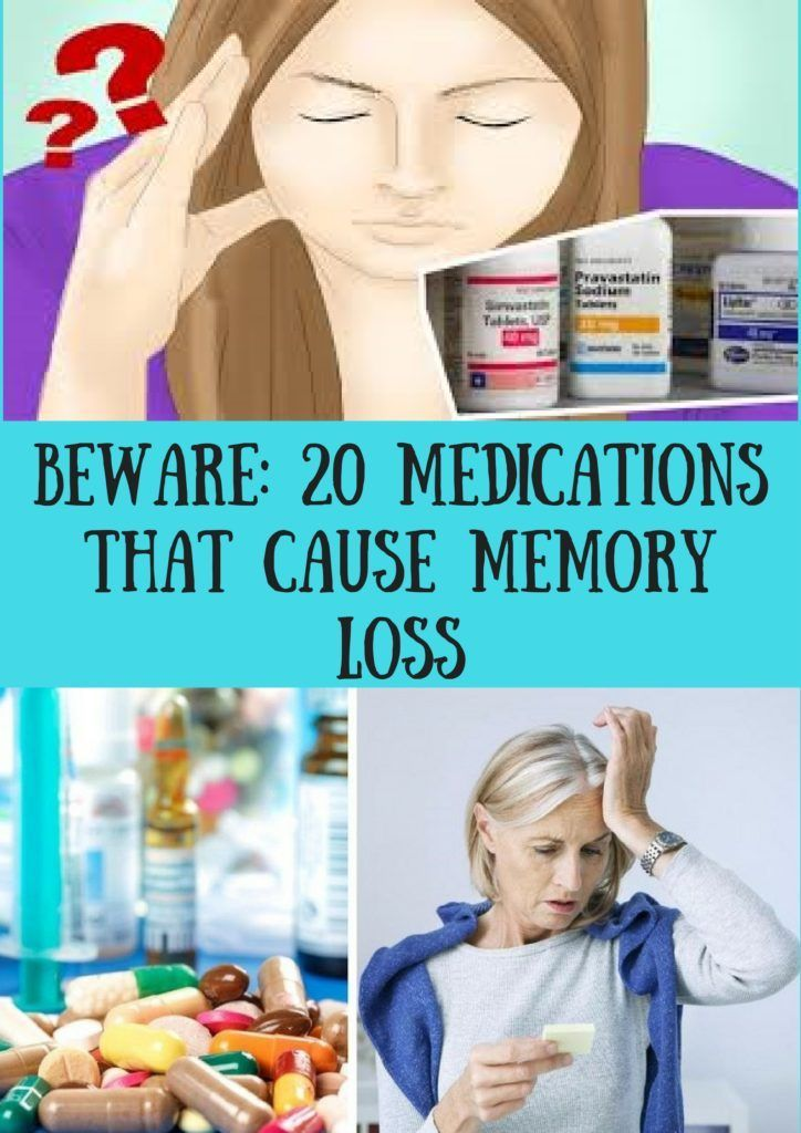 can clonazepam cause memory loss