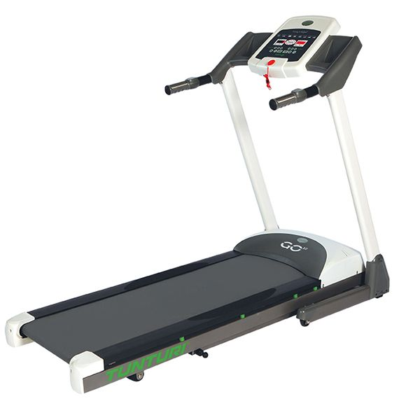 The Tunturi Go 10 home treadmill is an entry level treadmill from the worlds premier home fitness company