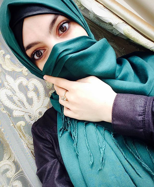 Картинки исламские девушки в хиджабе
