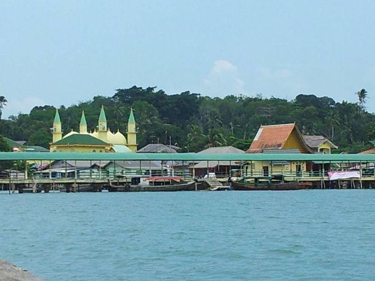 Mesjid pulau Penyengat