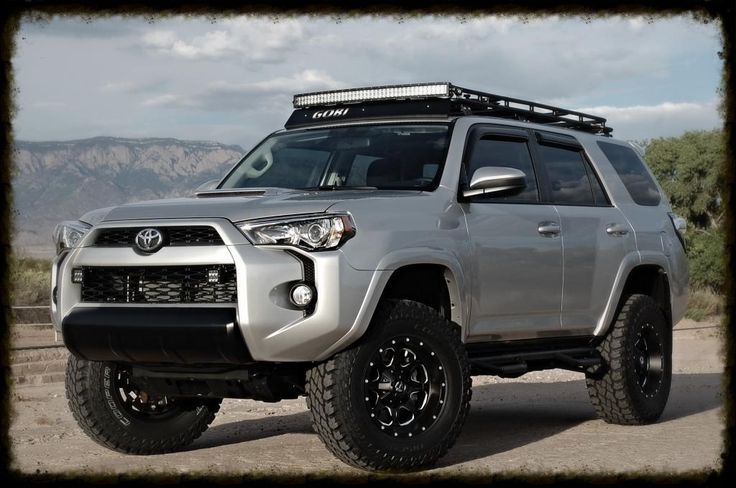 Desert Dawg build...what a switch! - Toyota 4Runner Forum - Largest 4Runner Forum