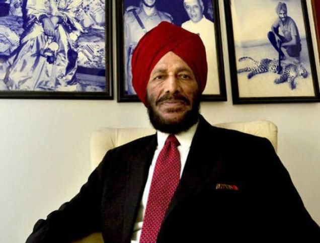Milkha Singh (around 1930s),[a] also known as The Flying Sikh, is a former Indian track and field sprinter who was introduced to the sport while serving in the Indian Army