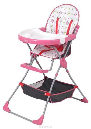 Selby Стульчик для кормления Стрекозы цвет розовый  — 2779р. --- Ваш малыш уже научился сидеть? Теперь его можно смело сажать в детский стульчик для того, чтобы ему и маме было удобно во время кормления. При выборе стульчика для кормления необходимо обратить внимание на то, насколько он удобен, безопасен и прост в использовании. Детские стульчики можно использовать не только во время еды, но и для совместных развивающих игр с малышом: лепки, рисования, вырезания, наклеивания, игры с кубиками…