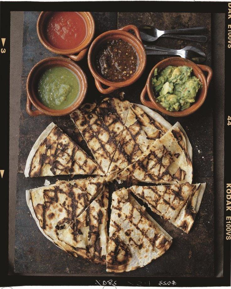 grilled 10 cheese quesadillas | * Ausflüge Für Zwei—Ja, Lange ...