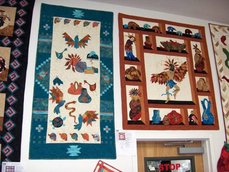 Les 199 meilleures images du tableau Western Quilts sur Pinterest ... : quilt shops albuquerque - Adamdwight.com