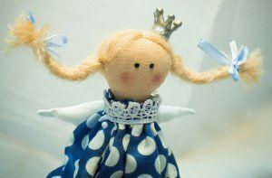 Смешная тильда принцесса
