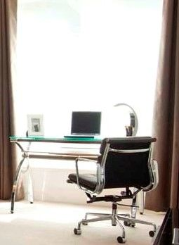 This is our best selling desk, we can't get them in fast enough - in chrome and wood, great value too