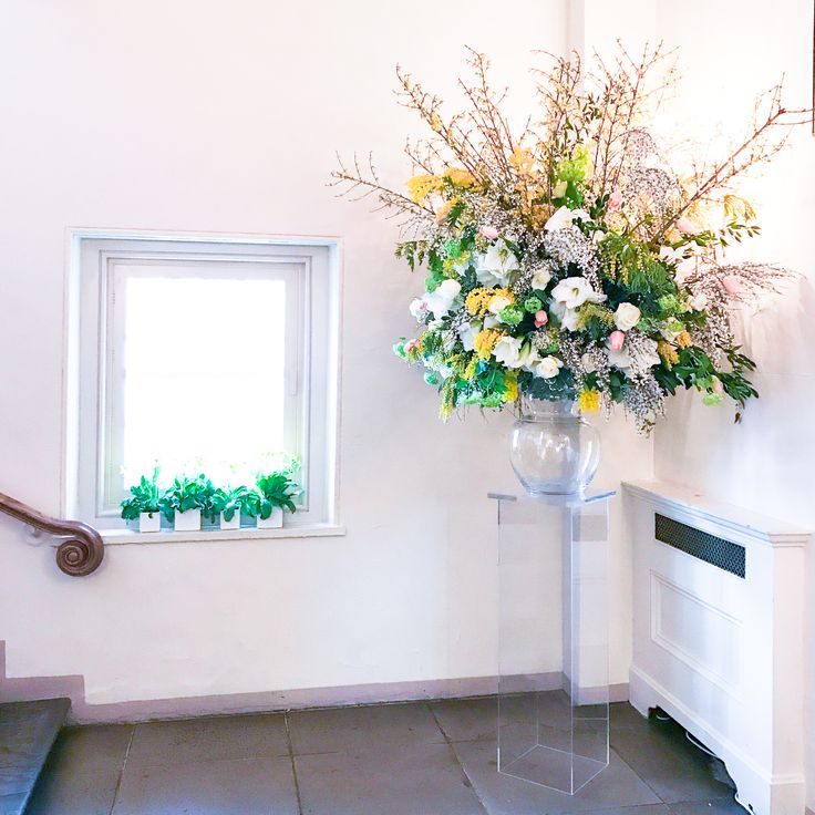 Wedding Altar Pedestal: 74 Best Images About Pedestal, Urn & Plinth Arrangements