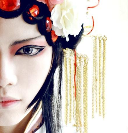 morden chinese opera