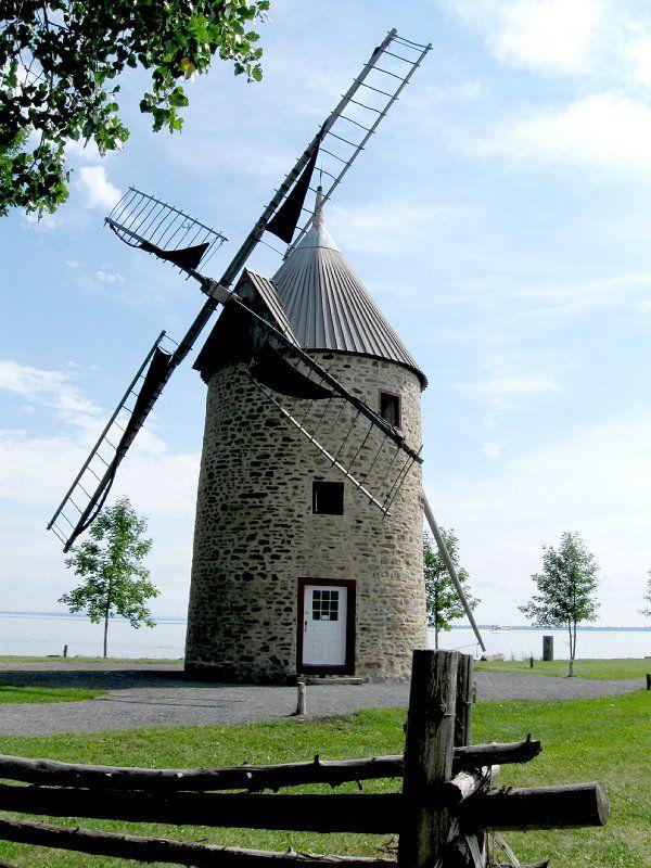 Moulin à vent de l'Ile Perrot