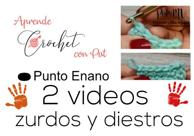 Como Aprender A Tejer Crochet Para Principiantes Curso Gratis De Crochet Para Principiantes Como Tejer Punto Enano