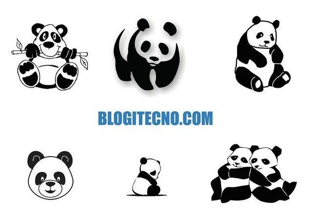 Cute Baby Panda Custom Made Self Adhesive By Ajcustomvinyldecals
