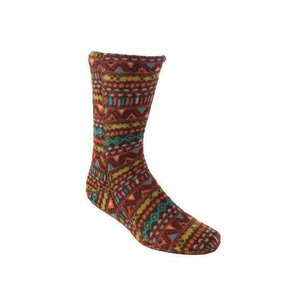 Acorn VersaFit Socks (1.650 RUB) ❤ liked on Polyvore featuring intimates, hosiery, socks, brown, moisture wicking socks, sweat wicking socks, brown socks, breathable socks and wicking socks