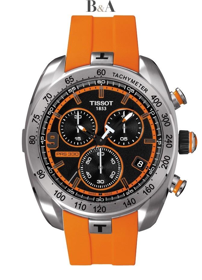 Tissot PRS 330 Tony Parker 2012 Limited Edition T076.417.17.057.01