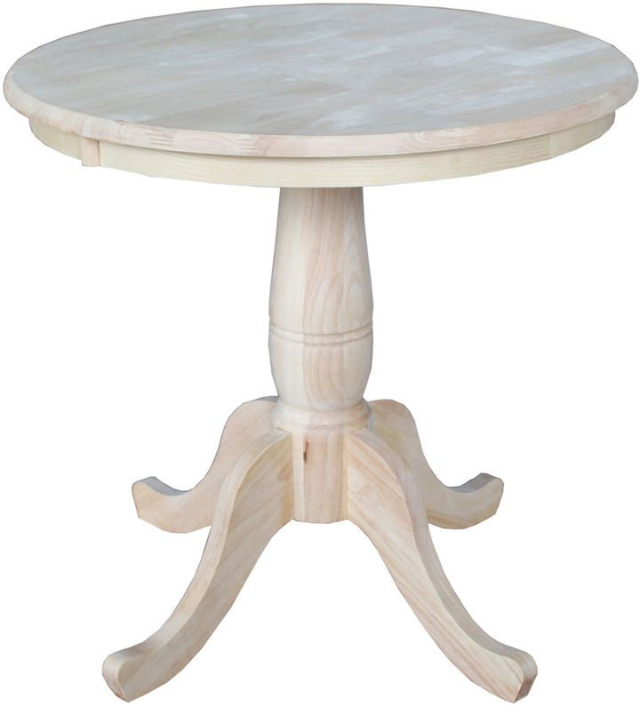 Best 25+ Unfinished Wood Table Tops Ideas On Pinterest   Workbench
