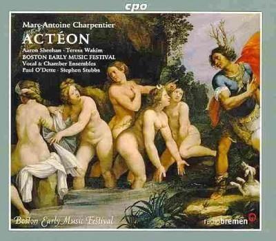 Marc-Antoine Charpentier - Charpentier: Acteon; Orphee Descendant Aux Enfers; La Pierre Philosophale