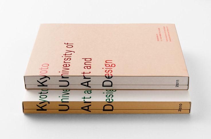 chroniquedesign:  Kyoto University of Arts and Design/Graduation Worksby Uma Design Farm.
