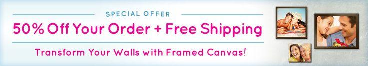 Upload Photo to Canvas - Select Your Canvas Size | EasyCanvasPrints