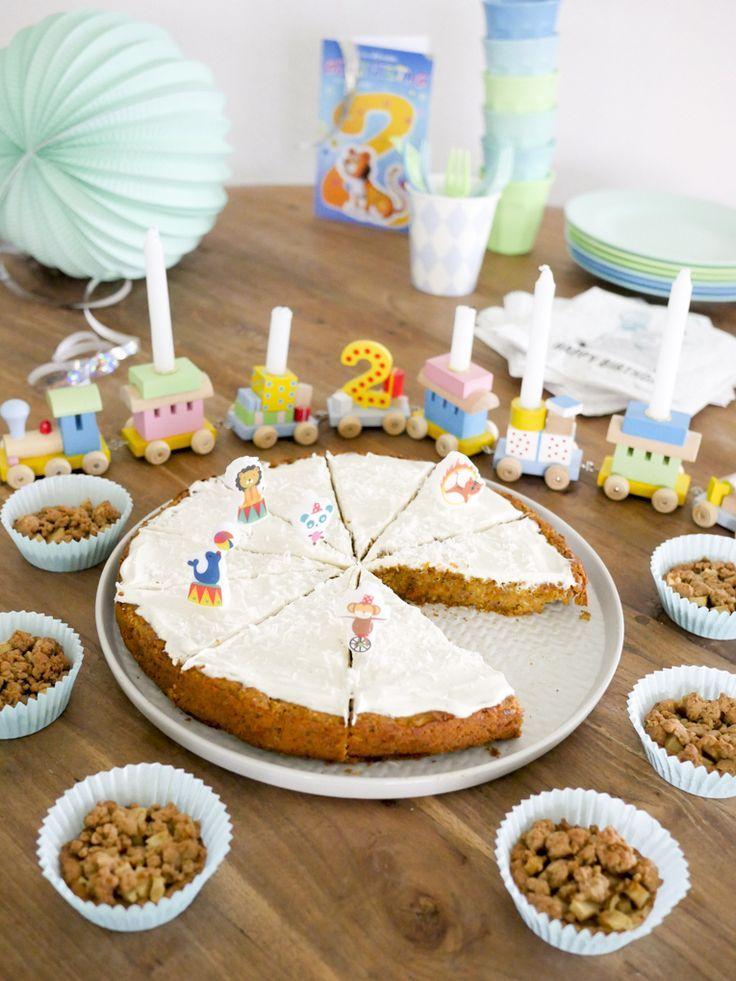 Gesunder Zuckerfreier Geburtstagskuchen Fur Kinder Rezept Kuchen Kindergeburtstag Ohne Zucker Geburtstagskuchen Kind Kuchen Kindergeburtstag Gesund