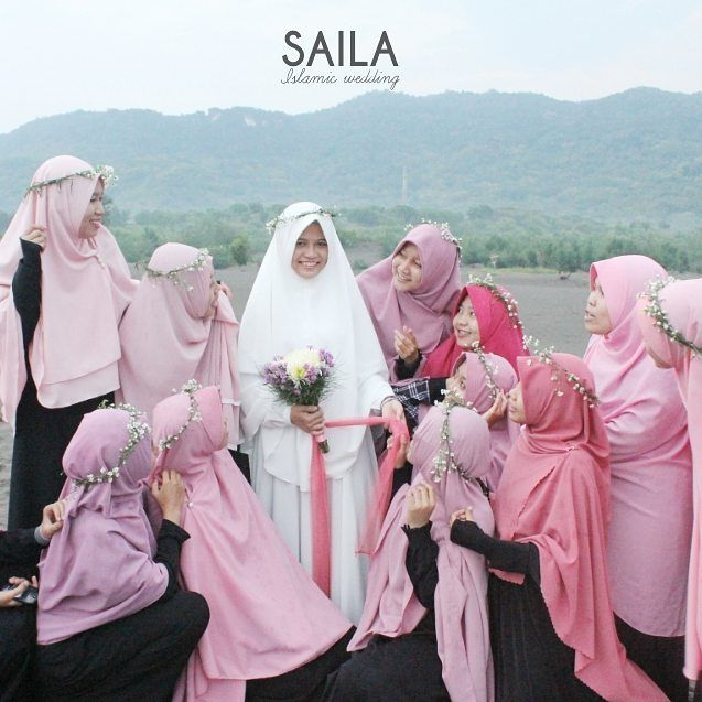 Introducing SAILA - Islamic wedding service  help you to organize your walimah day  ------------------------------------------- #islamicwedding #islamicprewed #prewedding #syariprewedding #syari #wedding #walimah #WO #weddingorganizing #bridesmaid #bridetobe #moslem #gardenparty #photography #photooftheday #photo #like4like #followme #weddingphotographer #weddingplanner by saila_islamicwedding