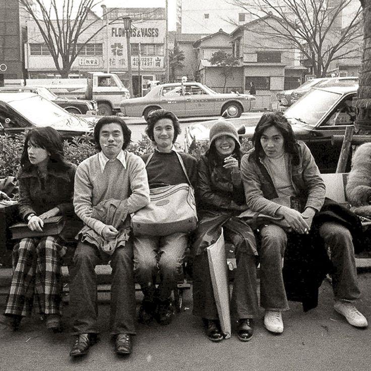 東急プラザ表参道原宿で開催中のOMOHARA写真展で1970年代の原宿を体感