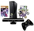 EUR 294,00 - Xbox 360 Konsole Kinect + Spiel - http://www.wowdestages.de/eur-29400-xbox-360-konsole-kinect-spiel/