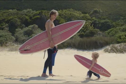 Have you seen the new Evian advert featuring the surfing babies yet? If not, you can watch it here: