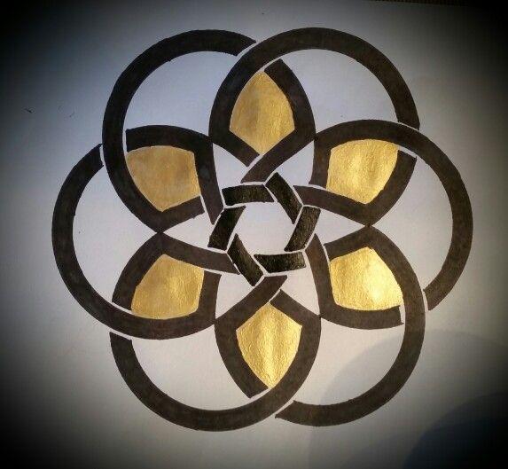 Islamic geomatic pattern