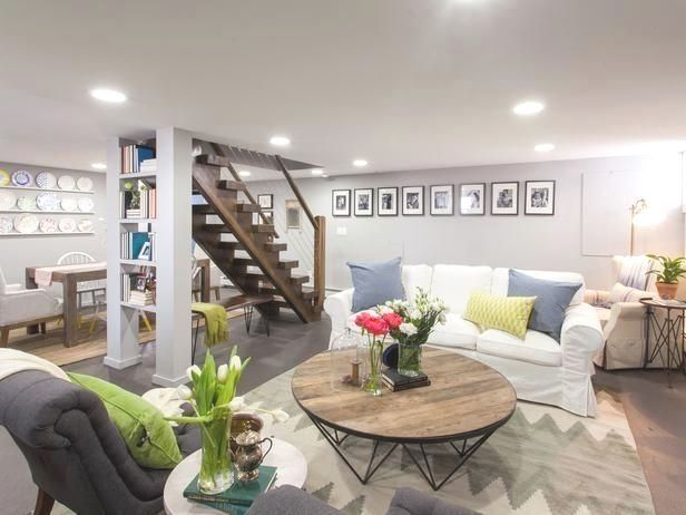 14 Basement Ideas for Remodeling