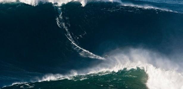 Maior onda já surfada no planeta!