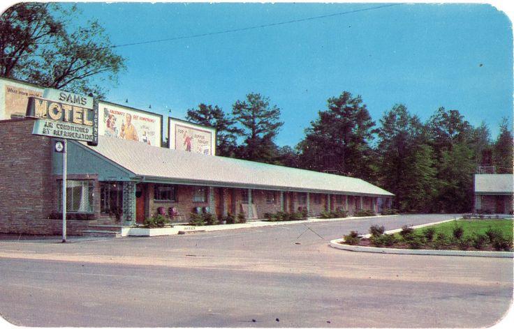 Sam's Motel Phenix City Alabama