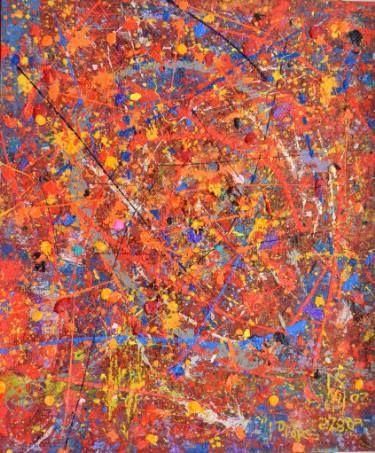"""Saatchi Art Artist Sam Radja; Painting, """"""""Mars 27803"""""""" #art"""