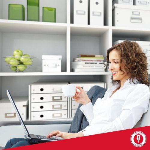 Stil sahibi, profesyonel ofis ürünleri; Her nerede çalışırsanız çalışın, mükemmel şekilde organize olun. Leitz Home Office ürünleri Gümüş Kalem' de! www.gumuskalem.com.tr