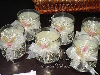 17 mejores ideas sobre velas decoradas en pinterest - Velas decoradas para bautizo ...