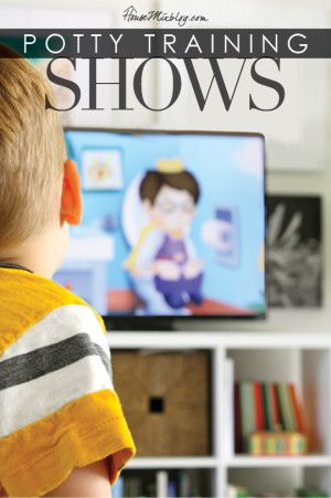 Potty training tv shows to watch on Amazon Prime or Netflix   House Mix