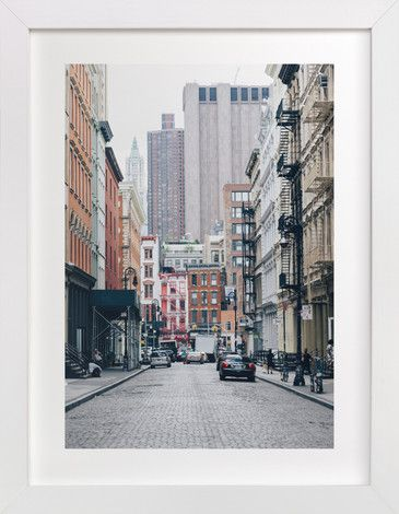 SoHo by Kaitlin Rebesco at minted.com