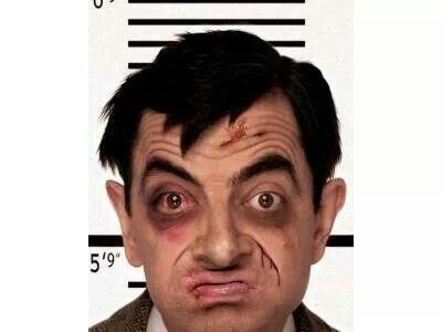 Celebrity mugshots red nose day