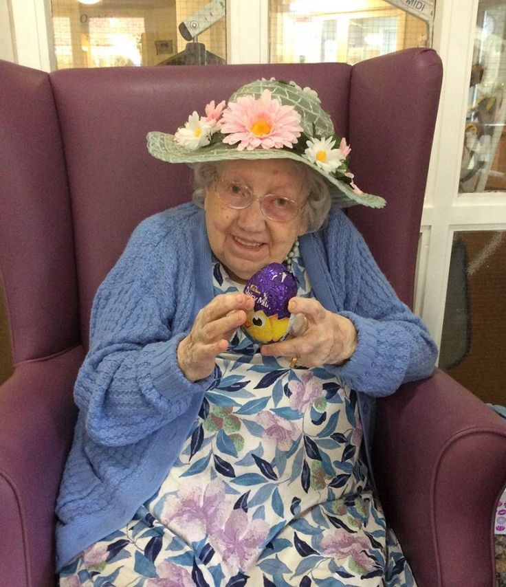 Easter fun at Birch Green - Birch Green Care Home Skelmersdale
