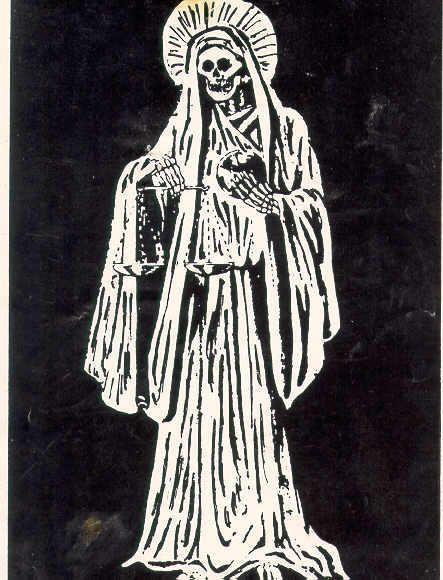 Muerte-Blanca 6 - Santa Muerte - Wikipedia, the free encyclopedia