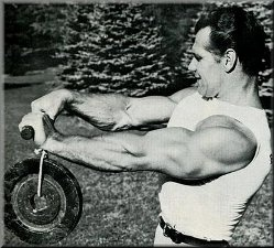how to build strong forearms