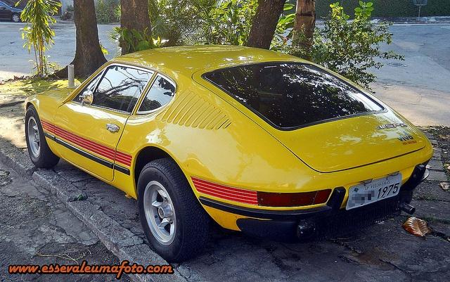 VW SP2 made in Brasil !