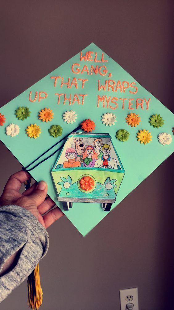 graduation cap decoration; graduation cap designs college; graduation cap ideas; graduation party ideas #graduation – #CollegeGraduationForGuys #Co