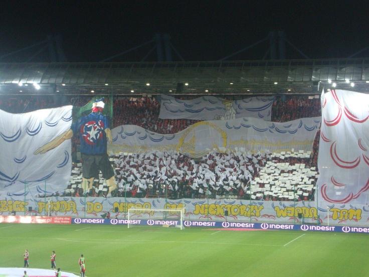 My photo of Wisła Fans - Ekstraklasa Match: Wisła-Legia