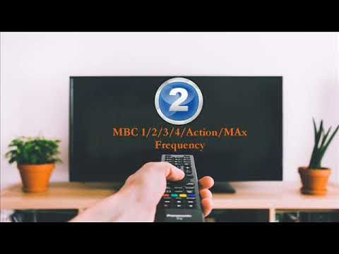 Mbc 1 2 3 4 Action Max Frequency ترددات ام بي سي على نايل سات Youtube Tv Channel Frequencies Channel