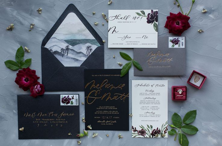 Wedding Invitations 101: Wedding Invitations 101: Everything You Need To Know For