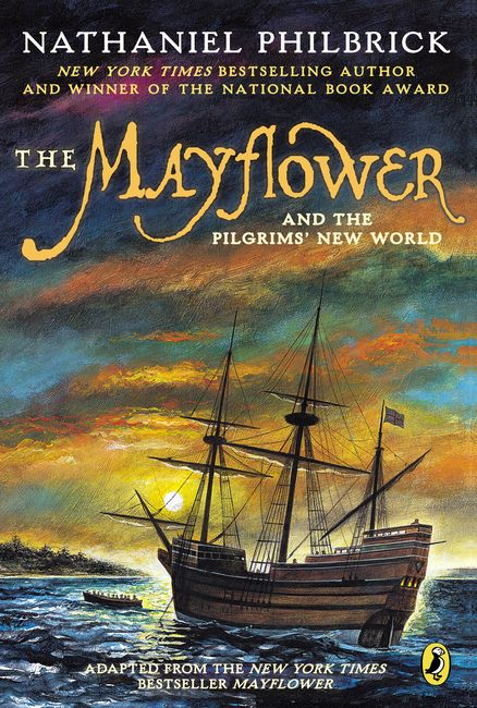 From the bestselling author of In the Heart of the Sea - winner of the National Book Award - the startling story of the Plymouth Colony